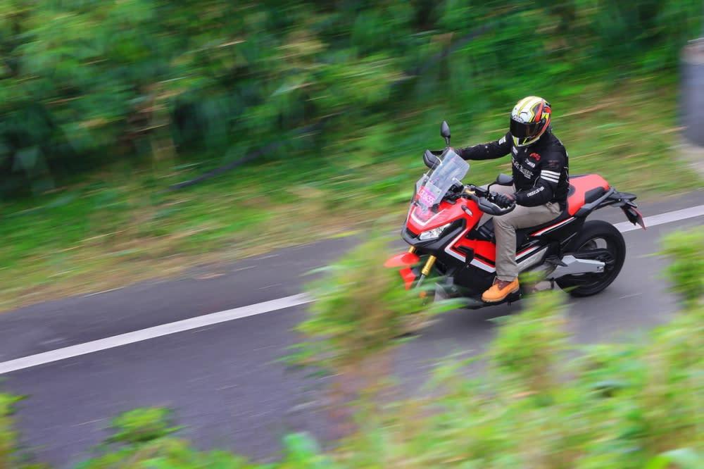 越野初體驗,Honda X-ADV、VFR 800X試駕報導