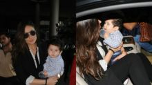 Kareena Kapoor Khan on Taimur Ali Khan being a part of Veere De Wedding: Rhea Kapoor can't afford both of us