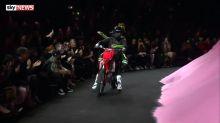 Rihanna steals the show at New York Fashion Week
