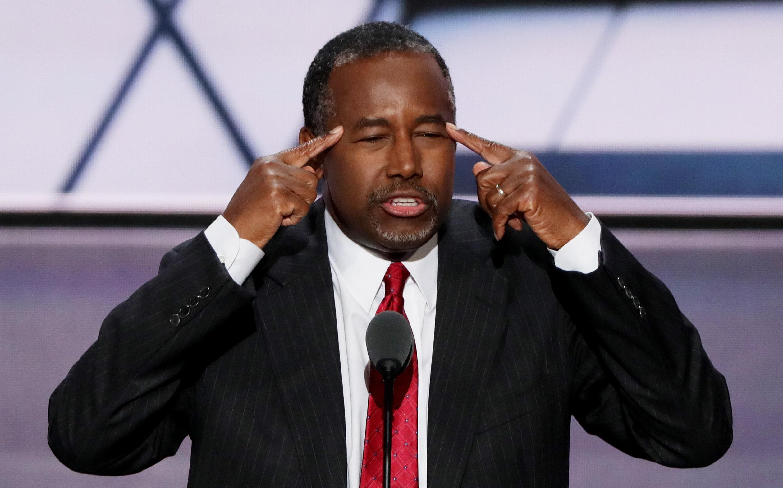 HUD Official Resigns From 'Do-Nothing' Job Over Ben Carson's Redecoration Spending