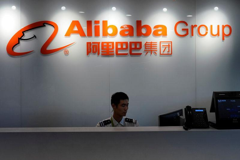 Alibaba invests $693 million for stake in Chinese courier