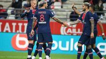 Foot - L1 - Ligue1: le PSG gagne aisément à Reims et poursuit sa remontée grâce à Icardi