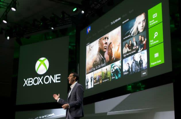 Xbox One rumor claims DVR is coming to replace Media Center