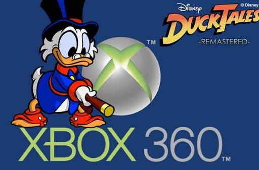 PSA: DuckTales Remastered out now on XBLA