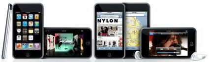 iPod Touch/iPhone Music Round-Up