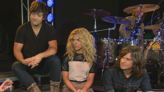 The Band Perry Dish On Their 2013 CMA Awards Nomination