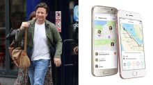 Should parents use apps to track their children's whereabouts, like Jamie Oliver?