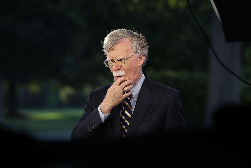 John Bolton Fired Due to 'Failed' Iran Policy, Rouhani's Aide Says
