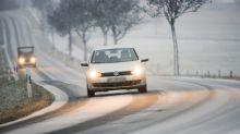 Wie der Spurwechsel auf Schnee gelingt