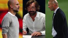 Juve, il Maestro Pirlo va a scuola: rispetto a Guardiola e Zidane parte in ritardo. Differenze e cose in comune...