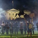Trump was rushed to secret underground bunker during George Floyd protests outside White House