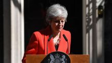 Theresa May has announced she will resign as Prime Minister