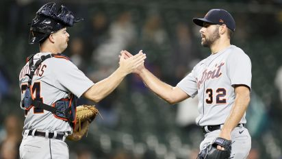 Mize, Fulmer signs of hope for Detroit