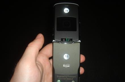 The Boy Genius Report: Hands on with the Motorola RAZR xx