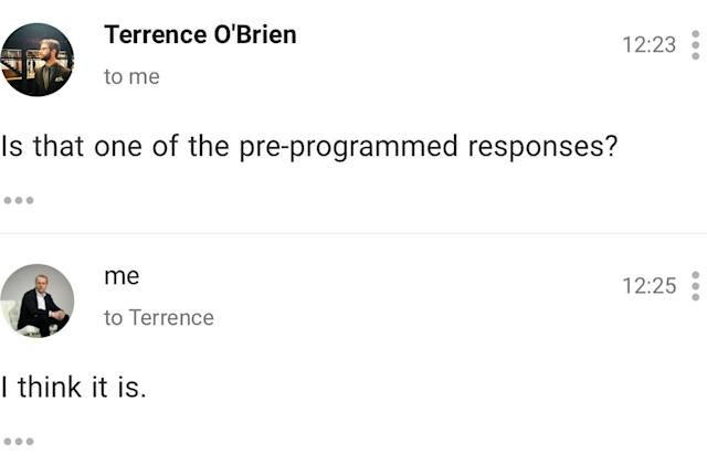 I let Google's Autoreply feature answer my emails for a week