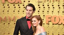 Isla Fisher prefers to remain in the dark over husband Sacha Baron Cohen's 'Borat' antics
