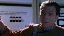 Christian Slater reveals he stole his Star Trek costume