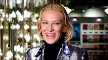 Cate Blanchett brings the glamour at Kelly Gang film premiere