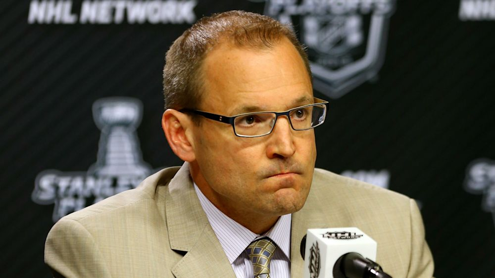 Sabres fire GM Tim Murray, coach Dan Bylsma