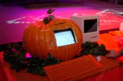 Variations on a theme: It's not a Mac O'Lantern, it's a Pumputer