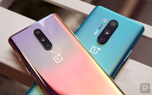 OnePlus has released a new smartphone OnePlus 8 Pro