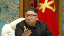 North Korea's Kim stresses economic policies at a politburo meeting: KCNA