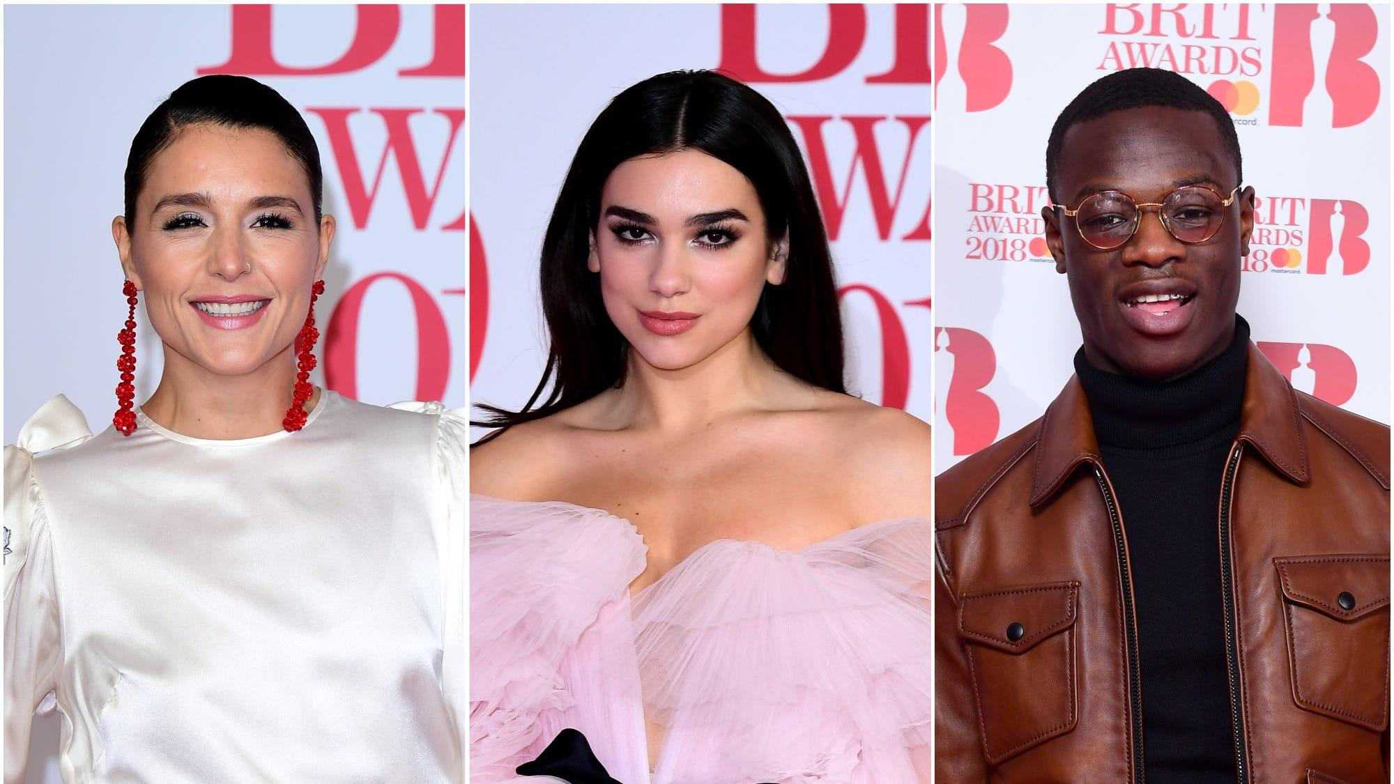Brit Awards 2021: Who are the nominees?