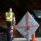 Law enforcement sees spike in DUI arrests, collisions for Memorial Day weekend