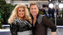 Gemma Collins insists she won't quit 'Dancing on Ice' and is 'shell shocked' by diva claims