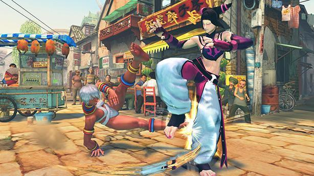 Report: New trials won't make Ultra Street Fighter 4 launch