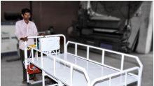 Tamil Nadu Labourer Designs Remote Controlled Toilet-Bed for Bedridden Wife, Wins Innovation Award