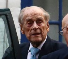 UK's Prince Philip 'a lot better' but to stay in hospital for treatment for infection