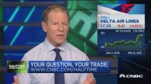 Take profits in Delta? What's the catalyst for Occidental? The viewers #AskHalftime