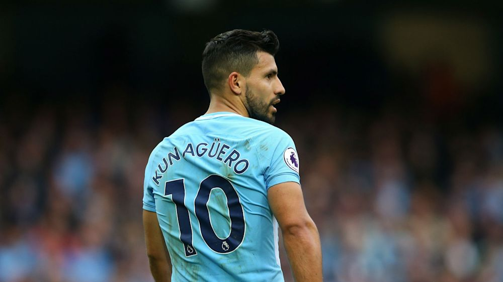 Guardiola confirms Aguero rib blow