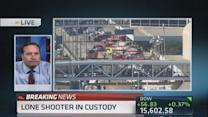 LAX shooting's impact on airspace