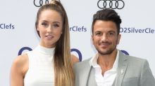 Peter Andre on Emily MacDonagh: 'She's my Superwoman!'