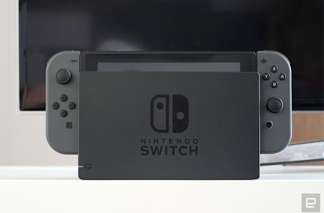 The Nintendo Switch goes on sale in Brazil on September 18th