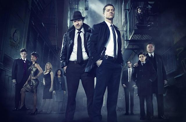 What's on your HDTV: 'Gotham', 'Scorpion', 'Sleepy Hollow' and 'The Blacklist'