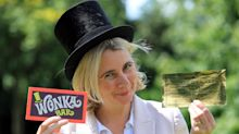 Willy Wonka's Golden Ticket set to fetch thousands at auction
