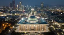 South Korean parliament closed over virus fears