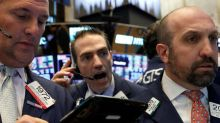 Wall Street tumbles on tobacco and tech, commodities soften after wild ride