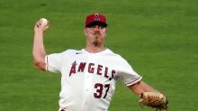 Calhoun, Peralta power Diamondbacks past Angels again, 9-6