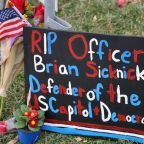 FBI questioning dozens in killing of Capitol police officer, assaults on law enforcement: New York Times