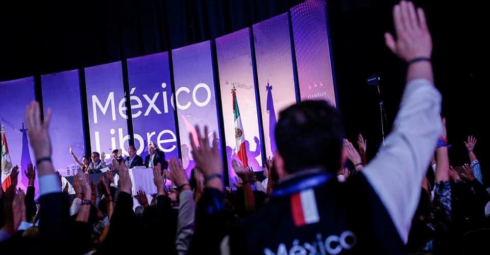 TEPJF perfila negar registro a México Libre y PES; revivirían partidos de  Elba y Haces