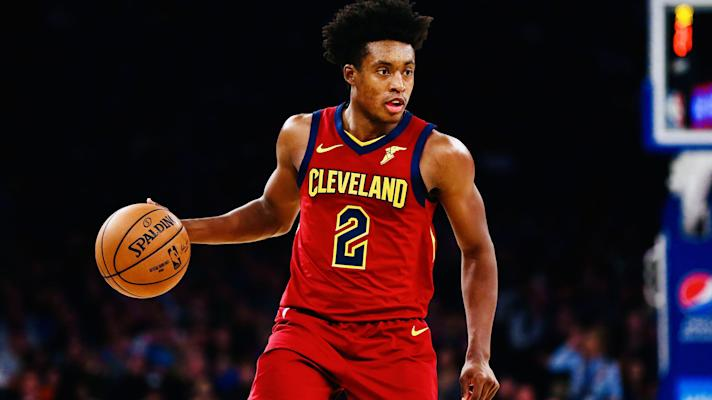 The Rush: Cavs guard Collin Sexton on LeBron, the Patriots and Connect 4