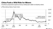 China planea prohibir la minería de criptomonedas