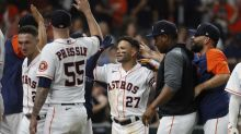Grand finish: Jose Altuve's slam lifts Astros past Rangers in 10 innings