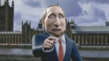 Tonight with Vladimir Putin: how did this clunking comedy ever get made?