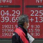 European markets lower following stimulus surge on Wall Street