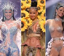 The 39 wildest national costumes from the 2021 Miss Universe pageant